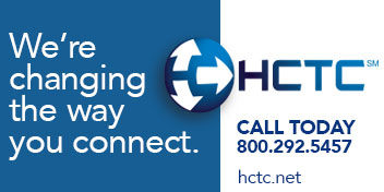 We're changing the way you connect. HCTC: Call today 800.292.5457